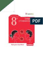 Guía Santillana Lenguaje 8.pdf
