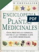 Enciclopedia de plantas medicionales