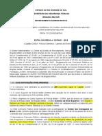 Edital Cfo Pmrs