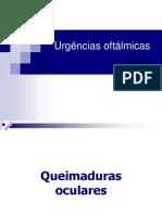 Urgência oftalmológica