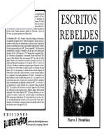 Escritos Rebeldes por Pierre J. Proudhon.pdf