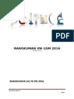 RANGKUMAN IPA USM 2016 PALING BENER.doc