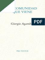 Gérard Wajcman - Las Fronteras de Lo Íntimo (1)