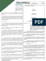Decreto Cma 1