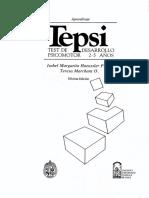 TEPSI pdf