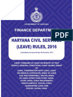 Haryana civil services