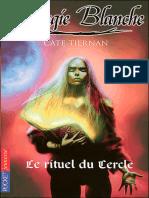 Tiernan,Cate-[La Magie Blanche-2]Le Rituel Du Cercle