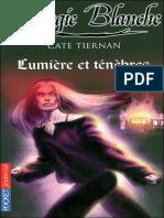 Tiernan,Cate-[La magie blanche-5]Lumière et ténèbres.epub