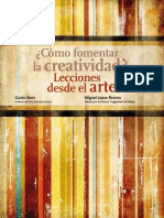 Cómo fomentar la creatividad - Lecciones desde el arte.pdf