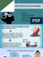 Estructura Clínica de La Personalidad Ppt