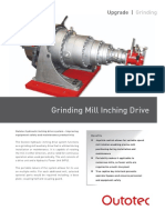 OTE Grinding Mill Inching Drive Eng Web