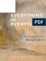 Everything in Everything - Anna Marmodoro