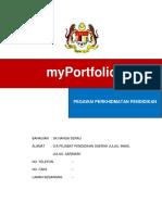 Cover Myportfolio