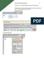 Frame Design Using RISA3D