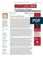 Www Lrb Co Uk v37 n03 Paul Farmer Who Lives and Who Dies