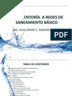 Interventoría a Redes de Saneamiento Básico - Ing. Guillermo Narvaez Velez