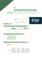 Ejercicio  análisis  matricial