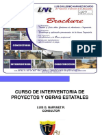 Interventoria de Obras Publicas - Ing. Luis Narvaez Ricardo