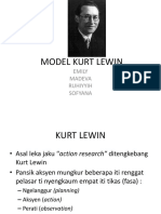 MODEL KURT LEWIN.pptx