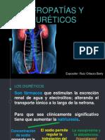 Nefropatía y Diuréticos