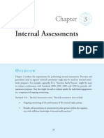 Quality Assessment Manual Chapter 3