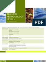 Training Plan Orientation 2018