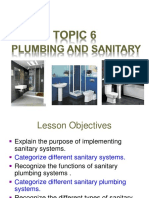 Topic 6 Plumbing & Sanitary (2012) Stud-1