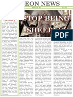 final newspaper