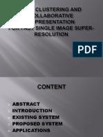 5. CCR Clustering and Collaborative Representation - Copy.pptx