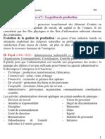 M1 - Gestion des processus et de la qualité - TD