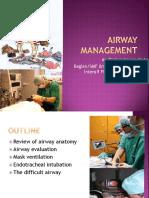Manajemen Airway