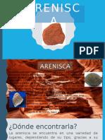 arenisca