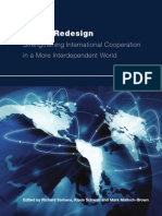 Global Redesign - Strengthening International Cooperation in a More Interdependent World