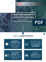 Crafting Growth Opportunities - Faber Infinite