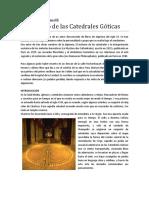 El Misterio de Las Catedrales Goticas