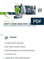 IPL - Root Cause Analysis Report on Meridian Street Event(1)