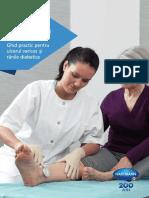 Ghid Practic Pentru Ulcerul Varicos Și Rănile Diabetice