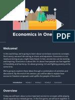 Economics in One Day Companion Study Guide