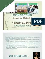 Adopt an Idea