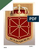 Escudo de Navarra Por Jesús