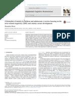Biomarker Al Anxietății