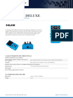 Datasheet Mod Core Deluxe