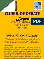 Logos Debate