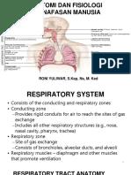 5. Sistem Respirasi
