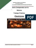 HISTORIA La Musica Clasicismo