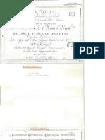1807 CA Moretti Metodo Per La Chitarra a Sei Corde