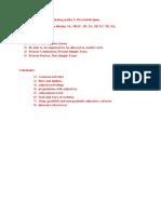 Šta Pripremiti Za Pismeno Polaganje Iz Engleskog Jezika 1, Novembar 2014.Godine