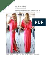Vestido Primitivo