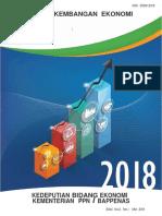 Laporan Perkembangan Ekonomi Indonesia Dan Dunia TW I 2018