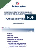 Exposicion Plan Contingencias Electrocentro